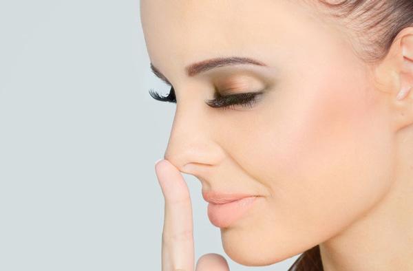 От сифилиса отваливается нос