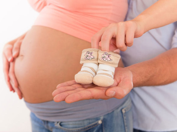 Венерическое заболевание передается от матери к ребенку