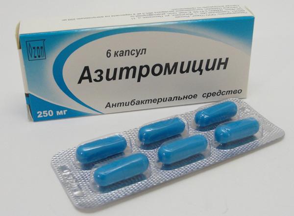 Азитромецин