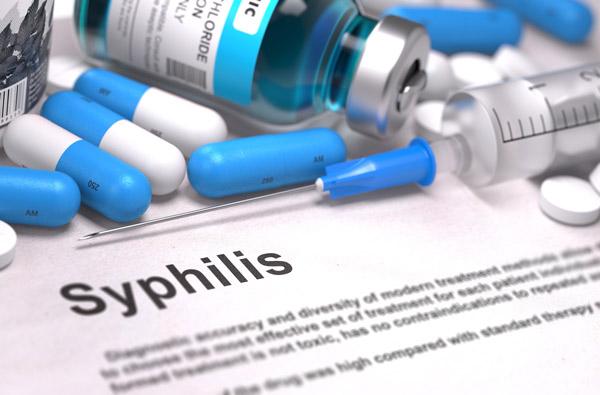 Третья стадия сифилиса