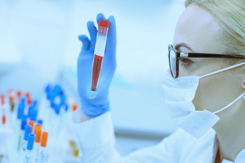 Сбор крови на сифилис